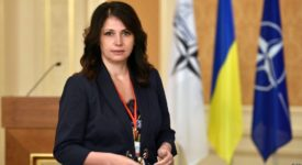 Ірина Фріз – міністр у справах ветеранів (ВІДЕО)